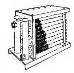 Worthington 01700 Series Heating Coil