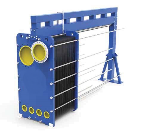Food Processing Heat Exchangers