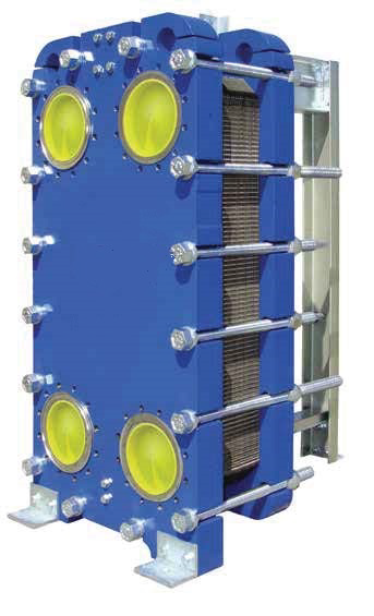 Marine Plate Heat Exchangers