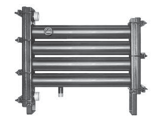 CLEANABLE TUBE IN TUBE CONDENSERS